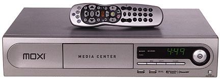 Moxi Media Center Informitv
