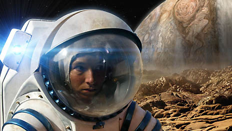Space Odyssey, Image: BBC