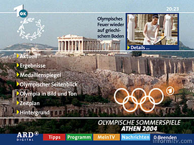 ARD/ZDF interactive Olympics