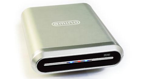 AminNET500 IPTV PVR, Image: Amino