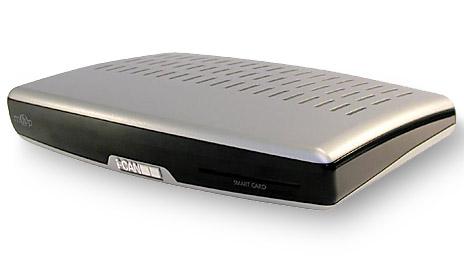 ADB iCAN2000T set-top box