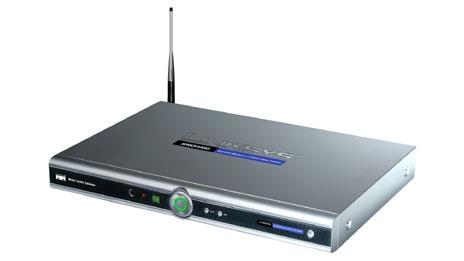 Linksys Media Extender x5400