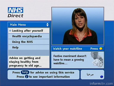 NHS Direct Interactive