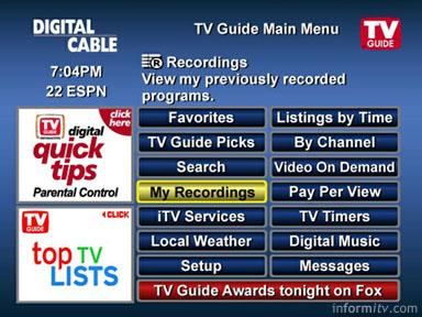 TV Guide Interactive