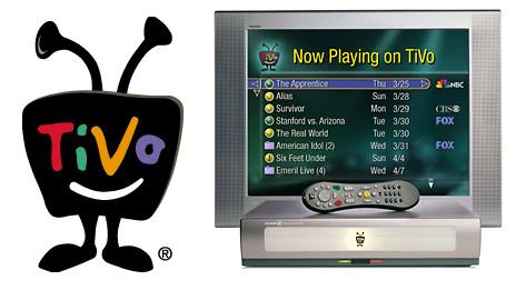 TiVo Series 2 digital video recorder