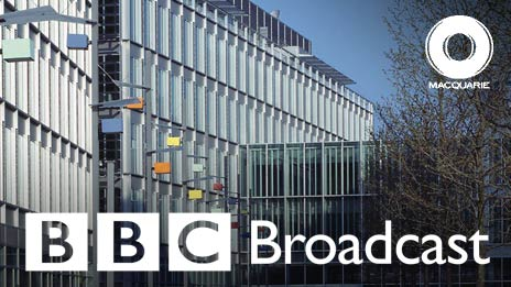 Macquarie buys BBC Broadcast