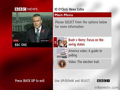 BBC Ten O'Clock News Extra