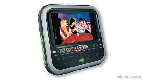 PVR2GO mobile personal video recorder for the pay televisionmarket