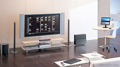 Sony Vaio Type X home media server with 1TB of storage. Photo: Sony