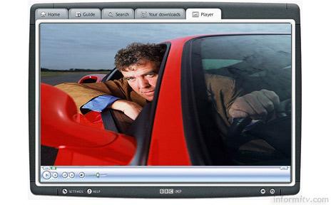 BBC iMP integrated media player. BBC