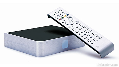 HomeChoice set-top box from Video Networks Limited