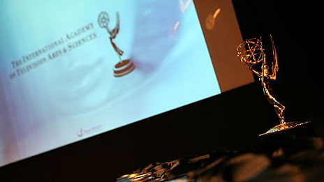 The International Academy of Television, Arts and Sciences International Interactive Emmy Awards announced at MIPTV at Cannes in Frane. Photo: © 2006 Missionning/MIPTV.