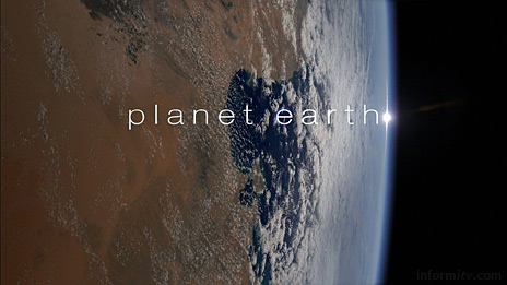Viewers appear to expect high-definition on digital terrestrial television. Natural history programmes are among those that viewers think particularly benefit from high-definition. Image from the opening titles of Planet Earth © 2006 BBC.