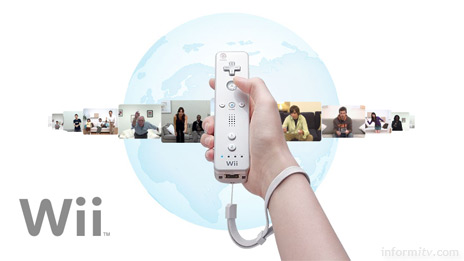 The Nintendo News Channel enables users to access global news from the Associated Press using the innovative motion sensing remote control of the Wii games console.