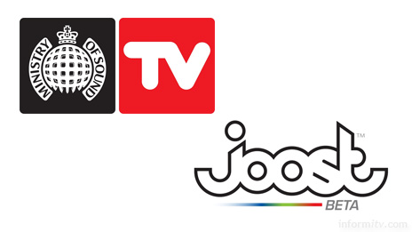Ministry of Sound channels will join Joost in time for launch of global broadband video distribution platform.