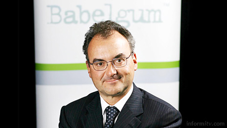 Silvio-Scaglia, the co-founder and chairman of Babelgum, has appointed Valerio Zingarelli as chief executive.