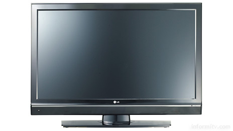 LG Pause and Play displays include a twin-tuner digital video recorder.