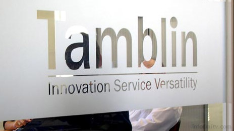 Tamblin has been acquired by Alcatel-Lucent.