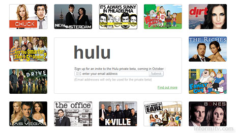 Hulu is a co-operation between NBC Universal and News Corporation.