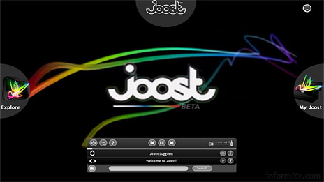 Joost reaches version 1.0 but remains in beta.