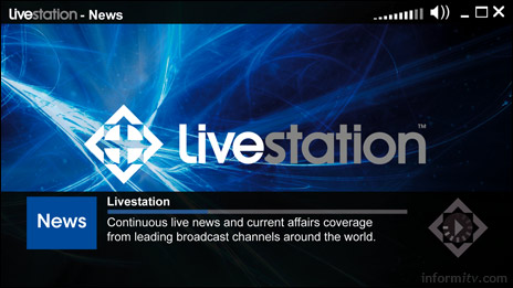 Livestation - the global broadcast network over broadband.