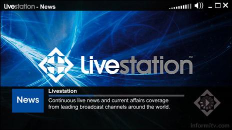 Livestation - the global broadcast network over broadband.