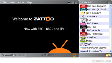 Zattoo claims it has a case in copyright law to carry channels on its platform without the agreement of broadcasters.