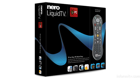 The Nero LiquidTV/TiVo PC product offers the TiVo experience on personal computers.