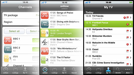 Tioti TV+ is an application available for the Apple iPhone and iPod Touch that uses the Vizimo recommendation engine.