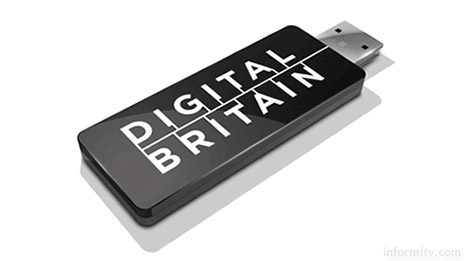 Digital Britain report.