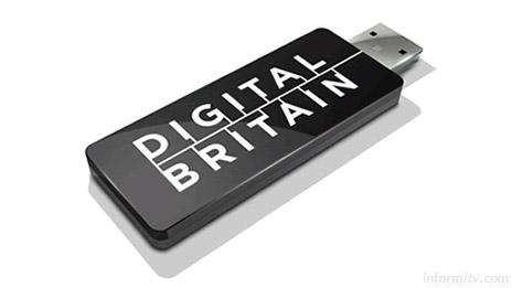 Digital Britain report.