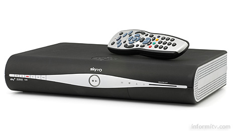 Sky 3DTV and VOD services will be available on existing Sky+HD boxes.