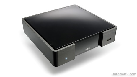 The FetchTV Smartbox from IP Vision combines broadcast and broadband services with a twin-tuner digital video recorder and the ability to access video-on-demand services, including BBC iPlayer programming.