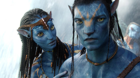 Avatar, the movie, sets expectations for 3D. Source: Avatar.