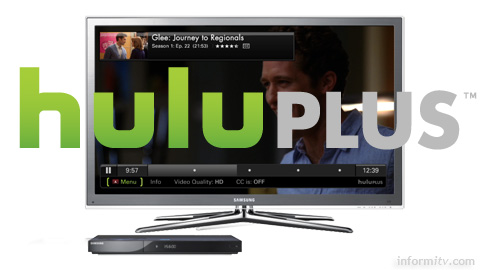 The Hulu Plus subscription service will be available on various connected television devices and displays, as well as computers.