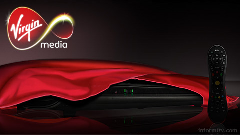 Virgin lifts the veil on its slick new box, developed in partnership with TiVo.