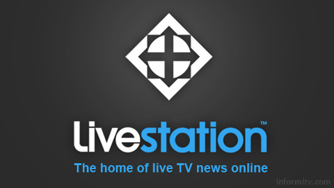 The Livestation branding was developed by informitv, with typography by English & Pockett.