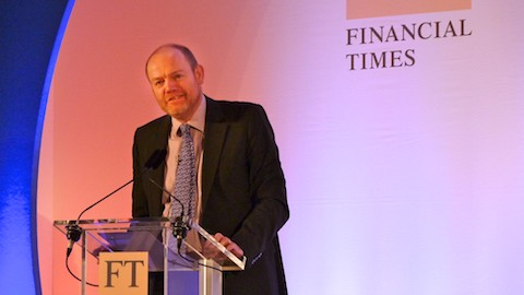 Mark Thompson, the director general of the BBC, speaking at the FT Digital Media and Broadcasting Conference.