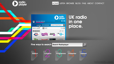 BBC and commercial stations come together on Radioplayer.