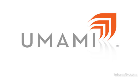 Umami aims to enhance television with a platform launching with an app for the Apple iPad.