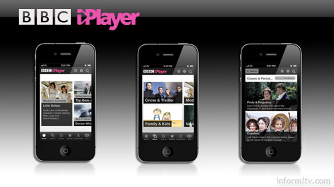 The global BBC iPlayer is now available on the Apple iPhone and iPod Touch.