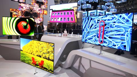 Smart TVs show voice and gesture control | informitv