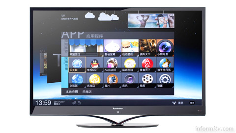 Lenovo K91 Android TV.