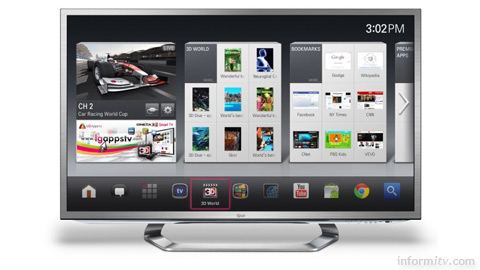 LG extends support for Google TV.