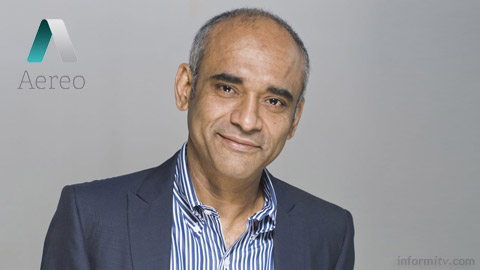 Chet Kanojia, the founder and chief executive of Aereo.
