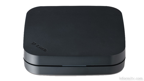 D-Link DSM-310 MovieNite media player.