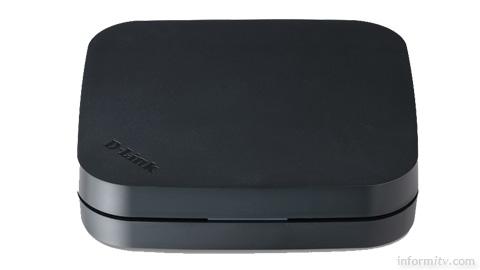 D-Link DSM-310 MovieNite media player.