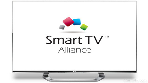 Smart TV Alliance aims to enable cross-platform apps.