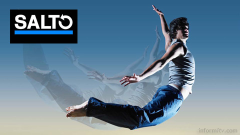 Salto, which means somersault, jump or backflip,  has been launched by France Télévisions and TDF.