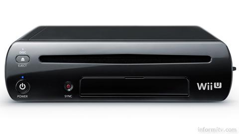 Nintendo Wii U console. Image courtesy Nintendo.